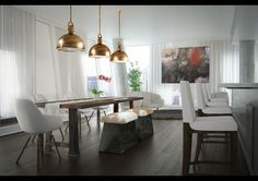G Taniere Architectural Visualization 2015