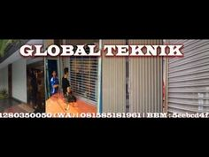 Tukang Servis Rolling Door Folding Gate Panggilan -  081280350050
