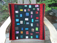 And another confetti quilt