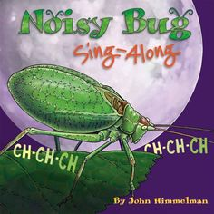 Listen closely to the sounds of insects. Together they make a concert! Learn about how they do it-- Kids love bugs, and this book takes readers outside both day and night to see and hear all the sights and sounds. The illustrations are fun and use the sounds of the insects to direct the readers eye to all the cool sounds bugs make. Accurate scientific information accompanies all of the fun of heading out to the backyard on a summer night to experience the bugs!In this colorful picture book, Himm Preschool Music, Music Activities, Teaching Music, Insect Activities, Literacy Activities, Preschool Activities, Outdoor Activities, Singing Lessons, Music Lessons