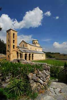 Raska - Monastery Sopocani, Serbia