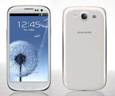 Samsung Galaxy III thus is the phone I want