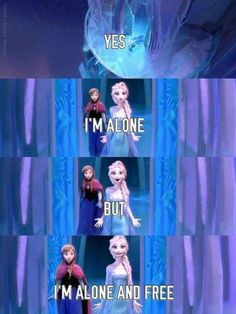 Just stay away and you'll be safe from me! (Actually we're not!) What do you mean you're not? (I get the feeling you don't know!) What do I not know? (Arendelle's in deep, deep, deep, deep ssnooowww!!!) :3