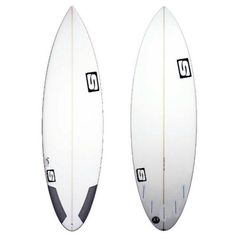 Quad option good wave Thruster. Slightly increased area in the nose, normal width in the round tail. Single concave to vee at the tail. Smooth moderate rocker. Low soft rails.  History  A few years old but a good all-rounder for a one board quiver. In the last 12 months I have added some narrower boards to the FD range.