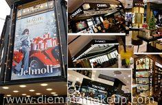 Evento NARS del 26 Novembre a Zurigo presso lo store Jelmoli - Diemmemakeup @jelmoli