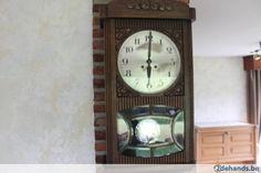 Gebruikt: Te koop wegens verhuis naar appartement (Klokken & Barometers) - Te koop voor € 20,00 in Hoeselt