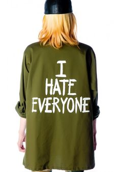 Jac Vanek I Hate Everyone