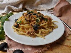 spaghetti veloci del marinaio