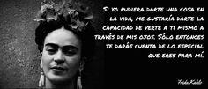La intensidad de Frida en 16 frases - Matador Español