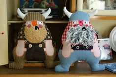 Another Sandra Monat...Horay for Norweigans...the vikings, not Sandra Monat...