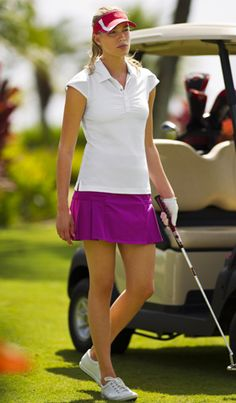 Tops & Sweaters: Outfit Ideas   Athleta - soon will need some new golf clothes!