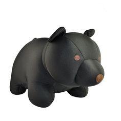Black Bear zip& flip travel pillow-1