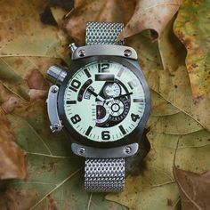 Rebosus Miltary Mesh Watch. Check it out here: http://ift.tt/2gSV5yP