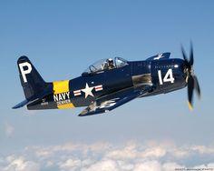 F8F Bearcat ~ Grumman's little Hot Rod. The Bearcat was the final chapter of the…