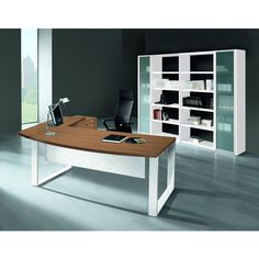 1000 Images About Large Or Long Desks For A Home Office Or Study On Pinterest Office Computer