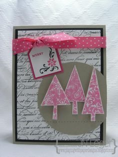 Melon Mambo Christmas by jn_leger - Cards and Paper Crafts at Splitcoaststampers