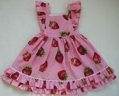 kids apron pattern