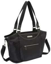 "Clark & Mayfield Bellevue 18.4"" Laptop Handbag Black"