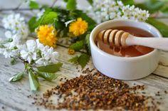 Krem z pyłku pszczelego