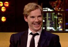 Benedict Cumberbatch Impersonates Alan Rickman - david tennant The Jonathan Ross Show