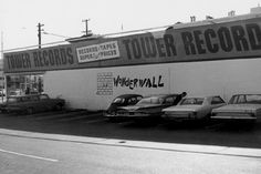 Tower Records San Francisco - The Wonderwall. Dwight Yoakam, Independent Music, Wonderwall, Tower Records, Pavement, Great Photos, How To Introduce Yourself, San Francisco, Board