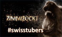 ZimmiZockt Kanalvorstellung von Schweizer YouTuber und Streamer. Youtuber, Streamers, Movie Posters, Movies, Swiss Guard, Fiction, 2016 Movies, Paper Streamers, Popcorn Posters