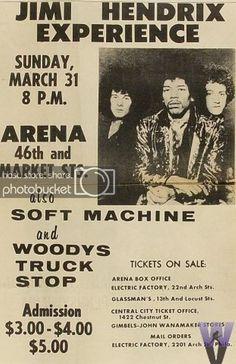 The Beatles Jimi Hendrix Th. Hippie Posters, Rock Posters, Music Posters, Beatles, Jimi Hendrix Poster, Concert Flyer, Concert Tickets, Hippie Accessories, Vintage Concert Posters