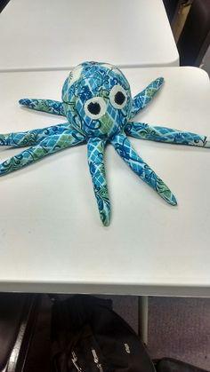 My octopus pattern