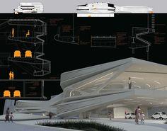 Arch2o-Santa Monica Car Showroom  Fajer Aiqattan + John Torpy + Victor Nunez  (7)