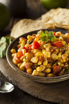 Appetizer Recipe: Spicy Corn Salsa - 12 Tomatoes