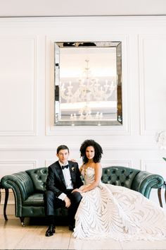 The Oscar de la Renta Fern bridal gown was the perfect look for this modern and moody editorial at Mr.C's Beverly Hills #oscardelarentabride #beverlyhillswedding Hotel Wedding Inspiration, Large Floral Arrangements, Bridal Gowns, Wedding Dresses, Beverly Hills, Wedding Styles, Hair Makeup, Wedding Day, Interracial Couples