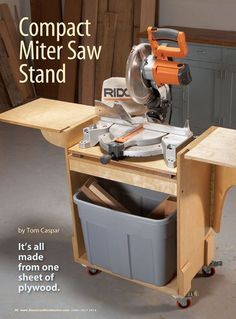 mitre saw stand - Google Search