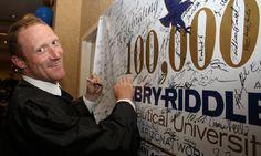 Celebrating 100,000 Alumni