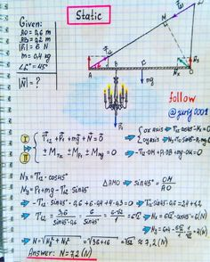 The math of Static Electrical Engineering Books, Engineering Notes, Engineering Science, Electronic Engineering, Physics Concepts, Physics Formulas, Physics Notes, Physics And Mathematics, Math Formula Sheet