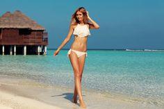 tuula by jessica stein / victoria's secret in the maldives