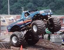 bigfoot monster truck - Bing Images