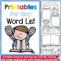 We all know that children learn best with practice and repetition, most of us cover this in our daily planning and delivery. However, planning activities that are fun and hands on can be more difficult. I have come up with 5 fun ways to learn sight words that are also hands-on. I have teamed up …