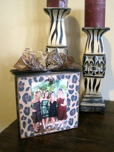 Photo Block! Perfect for any room!