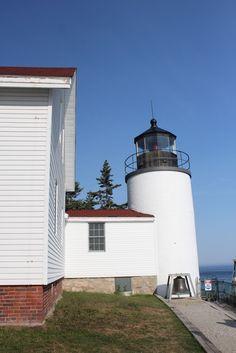 Acadia National Park lighthouse