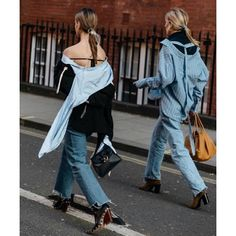 Unapologetic twinsing #lfw