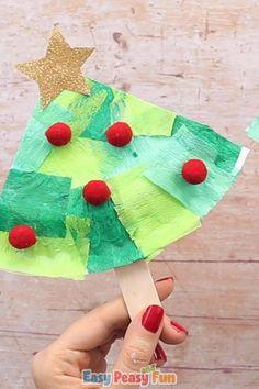 Christmas Crafts For Kids To Make, Halloween Crafts For Kids, Homemade Christmas Crafts, Preschool Christmas Crafts, Handmade Christmas Decorations, Diy Halloween Decorations, Xmas Crafts, Christmas Activities, Holiday Decor