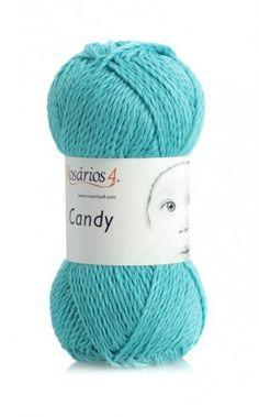 Candy: 90% Long Fibre Cotton/Algodão Fibra Longa, 10% Cashmere/Caxemira