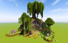 Cave House, creation People like Minecraft on account of several straightforward points, control, replayability Minecraft Cave House, Minecraft Garden, Minecraft Cottage, Cute Minecraft Houses, Amazing Minecraft, Minecraft Crafts, Minecraft Designs, Minecraft Temple, Minecraft Kingdom