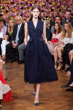 Raf Simons' Dior Couture Collection - Raf Simons' Dior Couture Fashion Show in Paris - Harper's BAZAAR