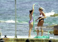 Diana, Princess Of Wales is seen in St Tropez in the summer of 1997, shortly before Diana and boyfriend Dodi were killed in a car crash in Paris on August 31, 1997. The inquests into both of their...
