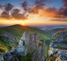 Summer Carpathians - Biletskiy Evgeniy, photography