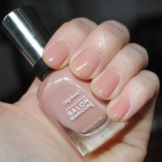 notjusthealthy: Some nude nail colors I really… | Pinnutty.com
