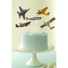 airplane cake - Elliott wants this for his 4th birthday. He wants the cake to be blue with white clouds.