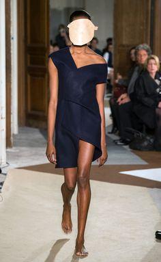 Jacquemus RF15 1124 Jacquemus, Madame, Casual, Dresses, Image, Fashion, Models, Fall Winter 2015, Walkway