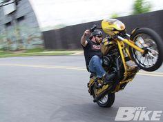 Custom '02 Harley-Davidson Dyna Super Glide